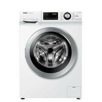 Haier HW80-B16636N Waschmaschine   8kg 1.600 (U/min) Direct Motion Motor Vollwasserschutz