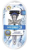 Wilkinson Hydro3 Rasierapparat mit 1 Klinge passend für den Mann