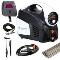 STAHLWERK ARC 200 XD IGBT - Schweißgerät DC MMA / E-Hand Welder mit echten 200 Ampere sehr kompakt