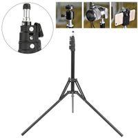68-200cm Stative Tripod Kamerastativ Lampenstativ Lichtständer Leuchtenstativ Dreibeinstative Einstellbar bis2.5kg