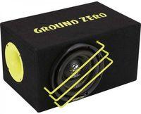 Ground Zero GZRB 20SPL - 20cm Bassreflex SPL Subwoofergehäuse
