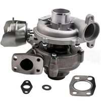 GT1544V Turbolader Für Ford Focus Citroen Peugeot Volvo Mazda 1.6 HDI TDCI 109 PS 80KW 753420 9651839880