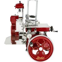 Berkel Volano Tribute rot Schwungrad-Aufschnittmaschine