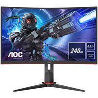 AOC Gaming C27G2ZU/BK - 68,6 cm (27 Zoll) - 1920 x 1080 Pixel - Full HD - LED - 0,5 ms - Schwarz - R