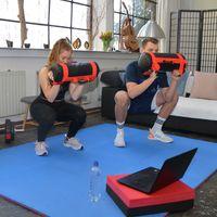 Pure2Improve Power Bag 10kg Sand Gewichtssack Sandbag Fitness Training Bag
