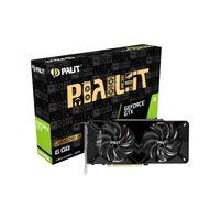 Palit NE6166SS18J9-1160A - GeForce GTX 1660 SUPER - 6 GB - GDDR6 - 192 Bit - 7680 x 4320 Pixel - PCI