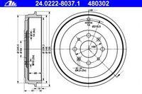 ATE Bremstrommel  24.0222-8037.1