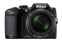 Nikon COOLPIX B500, 16 MP, 4608 x 3456 Pixel, 1/2.3 Zoll, CMOS, 40x, Schwarz