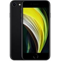 Apple iPhone SE - Smartphone - 12 MP 256 GB - Schwarz