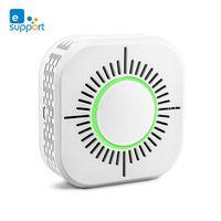 eWeLink intelligent Rauchmelder Sensor Drahtlos 433 MHz Brandschutzalarm Sensor Arbeiten Sie mit Sonoff RF Bridge APP-Steuerung Smart Home Rauchmelder