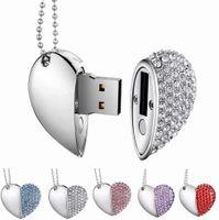 Usb Stick Premium Usb 2 0 Diamant Herzform Kaufland De