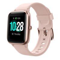 """Smartwatch Uhr 1.3"""" HD Voll Touchscreen,Damen Watch Uhr für Android IOS, IP68 Fitness Uhr mit Pulsmesser"""