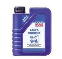 Liqui Moly 2 Takt Motoroil Hochwertiges teilsynthetisches Öl 1L