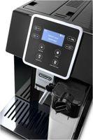 DeLonghi ESAM 420.40.B PERFECTA EVO Kaffeevollautomat schwarz, Farbe:Schwarz