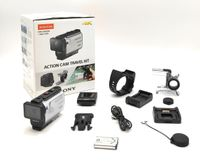 Sony FDR-X3000R Actioncam Actionsport-Kamera + AKA-FGP1 Fingergriff