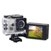 Sport Action Kamera,wasserdichte 1080p Unterwasserkamera mit 140 ° Weitwinkelobjektiv,Unterwasser