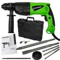 KawasakiBohrhammer K-EHD 850 grün/schwarz 603010270