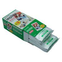 Mini Film White 20 Blatt Für Fuji Instax Sofortbildkamera-Fotofilmpapier