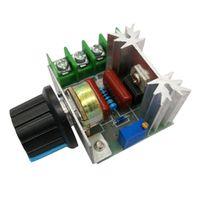 Motor Speed Controller 220V 2000Watt PWM Drehzahlregler Modul