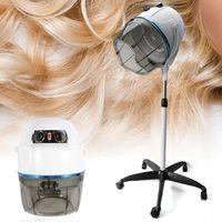 Professionell Haartrockner Trockenhaube Haartrockenhaube mit Haube und Rollbodenständer für Salon Friseur 950W