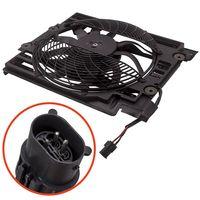 Lüfter Ventilator Klimaanlage Kondensator Für Bmw 5-Er E39 Ab Bj 09/98