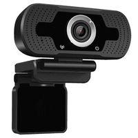 1080P Full HD Webcam Computer PC Laptop Kamera mit Mikrofon für Videokonferenz  Web Cam Eingebautes Mikrofon Videoanrufe SXT12