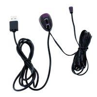 Fernbedienung, Die Ein Gemeinsames Verlängerungskabel Empfängt USB Infrarotempfänger