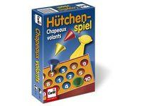 ISBN 30.157 Hütchenspiel - Chapeaux - volants. 2-4 Spieler, Other Formats, Mehrsprachig, Beide Geschlechter, Carlit u. Ravensburger, 01/07/2015, 112 g