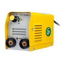 Drillpro ZX7-200 miniGB 200A Mini Elektrische Schweißmaschine IGBT DC Wechselrichter ARC MMA Stick