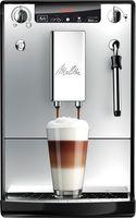 MELITTA E953-102 - Espressomaschine - 1,2 l - Kaffeebohnen - Eingebautes Mahlwerk - Silber