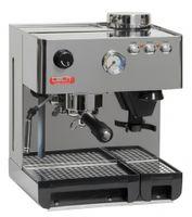 Lelit ANITA PL042EM Espressomaschine aus Edelstahl m.Mühle