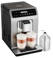 Krups EA 894T EVIDENCE PLUS One-Touch-Cappuccino Kaffeevollautomat Titan-Metallic, Farbe:Titan-Metallic