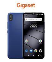 Gigaset Smartphone GS110 Blau 6,1 Zoll 16 GB 3.000-mAh 8 MP Dual-SIM Octa-Core
