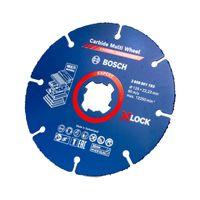 Bosch Trennscheibe Expert Carbide Multi Wheel X-LOCK D125xmm X-Lock
