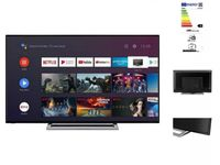 Toshiba 65UA3A63DG (65 Zoll) Fernseher (Android TV ink. Prime Video / Netflix, 4K Ultra HD, Triple Tuner Bluetooth)