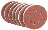 Eckra Klett Schleifscheiben Korn P40 -50 Blatt- Schleifscheiben 125mm