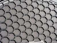 Silverstone 80mm Fan Grill und Filter Kit