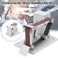 Elektrische Mini Bandschleifer Schleifer DIY Polierschleifmaschine 775 Motor NEU