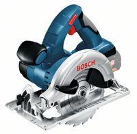 Bosch GKS 18 V-LI SOLO +L-BOXX Profi-Akku-Handkreissäge, 51 mm Schnitttiefe, Staubabsaugung, ohne Akku