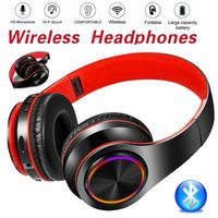 On Ear Over ear Kopfhörer Bluetooth 5.0 Kabellos Stereo Bass Kopfhorer wireless Faltbare Headset Noise Cancelling