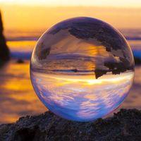 Rollei Lensball 90mm Vollglaskugel Glasball Fotos Fotografie Inkl. Tasche