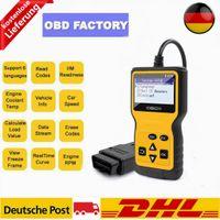 Universal Diagnosegerät OBD II Scanner Auto Fehler Code Auslesegerät KFZ PKW