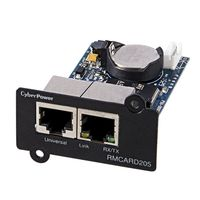 CyberPower Systems CyberPower RMCARD205 - Fernverwaltungsadapter - 100Mb LAN