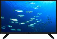 Krüger & Matz 32 Zoll HD DLED TV KM0232-T2 Fernseher Fernsehgerät mit Triple Tuner DVB-T2/T/C  USB Mediaplayer und CI+ Modul für Pay-TV Sender ohne extra Receiver