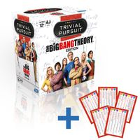 Trivial Pursuit - The Big Bang Theory mit 30 extra Fragen