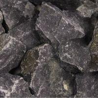 Gabionen Steine Basaltbruch anthrazit 70-120mm - 1000kg Big Bag