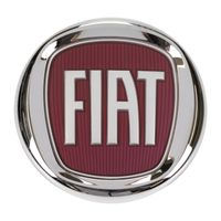 Original Fiat Emblem Logo Plakette Kühlergrill Ducato 250 Tipo 356 735578621