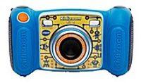 Vtech Kidizoom Kid 2 Camera Video Foto Spiele 2 Megapixel Farb Display 7in1 Blau