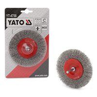 YATO Drahtbürste YT-4758