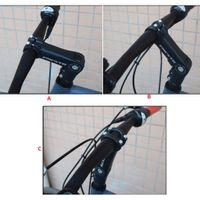 MTB Fahrradlenker Vorbau Aluminiumlegierung Fahrrad Kurzer Vorbau 25.4//31.8mm DE